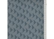 Tissu MB Pyramide gris